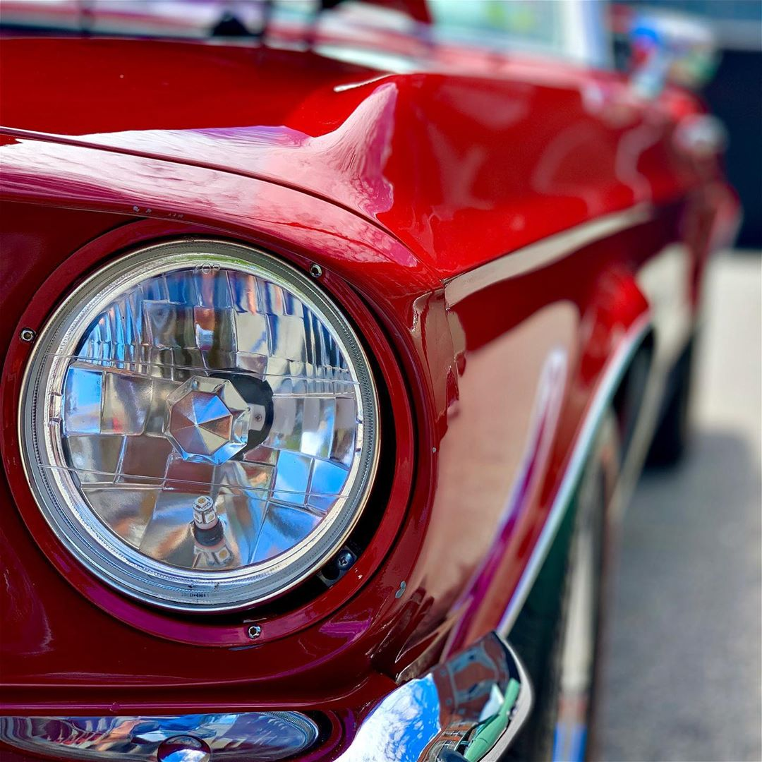 Mustang Sally Sat 6.15.19. . . . #carshow #bk #brooklyn #nyc #greatdayinbk #red #clichetitle