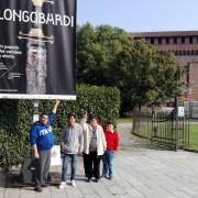 Conoscenza e utilizzo del territorio- visita alla mostra dei Longobardi