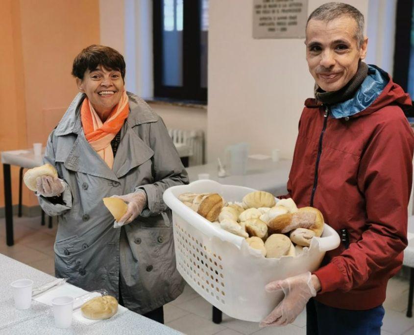 Progetto di inclusione sociale: Servizio alla Mensa del Povero