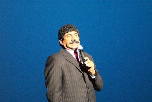 Herbert Cruz Cintrón, un maestro de la parodia