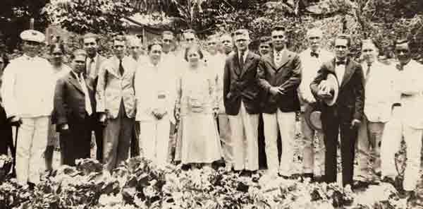 La familia Rodríguez – Gracia forjadores de este pueblo