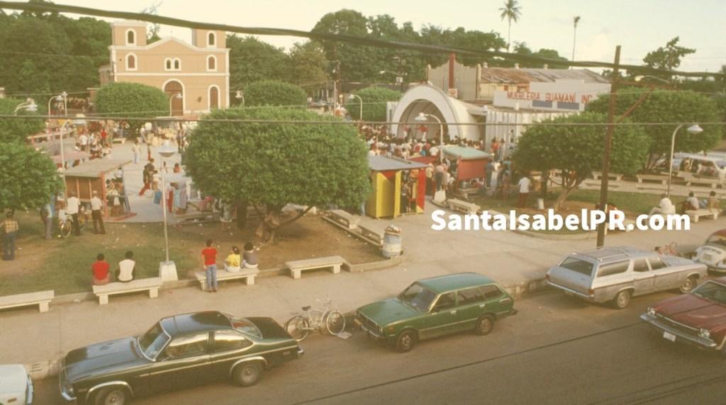 Fiestas patronales década del '70