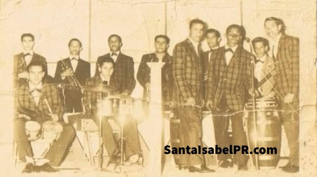 Antonety y su combo década del '60