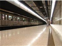 Estacio de metro de Santa Coloma
