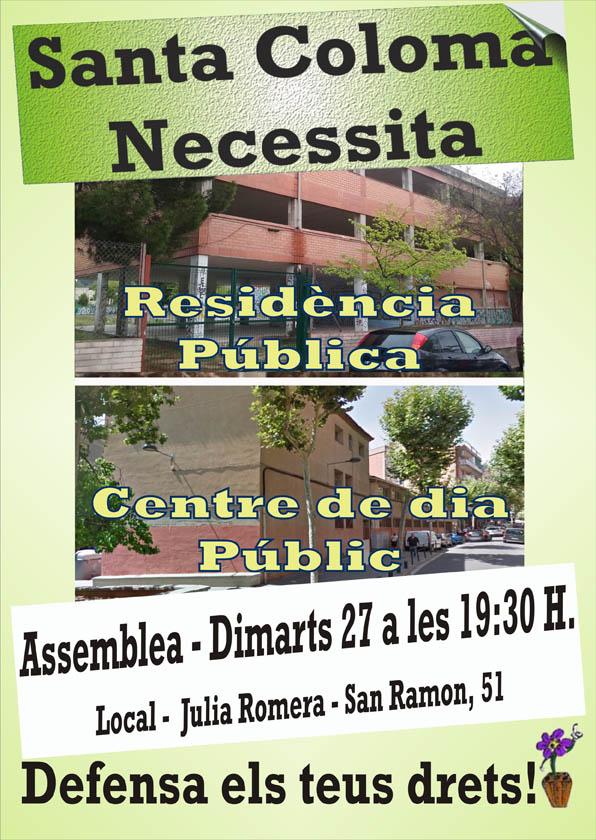 Residencia Pública i Centre de dia Públic
