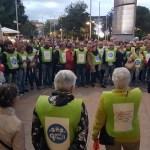 Dijous, 27 d'octubre, a les 12 h, davant el Parlament de Catalunya