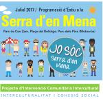Escola Oberta d'Estiu 2017: infància, joves i famílies viuen l'estiu a la Serra d'en Mena