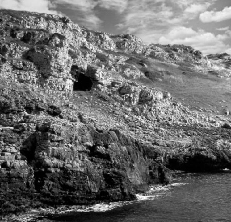 Grotta del Cavallo scavi negli anni 60