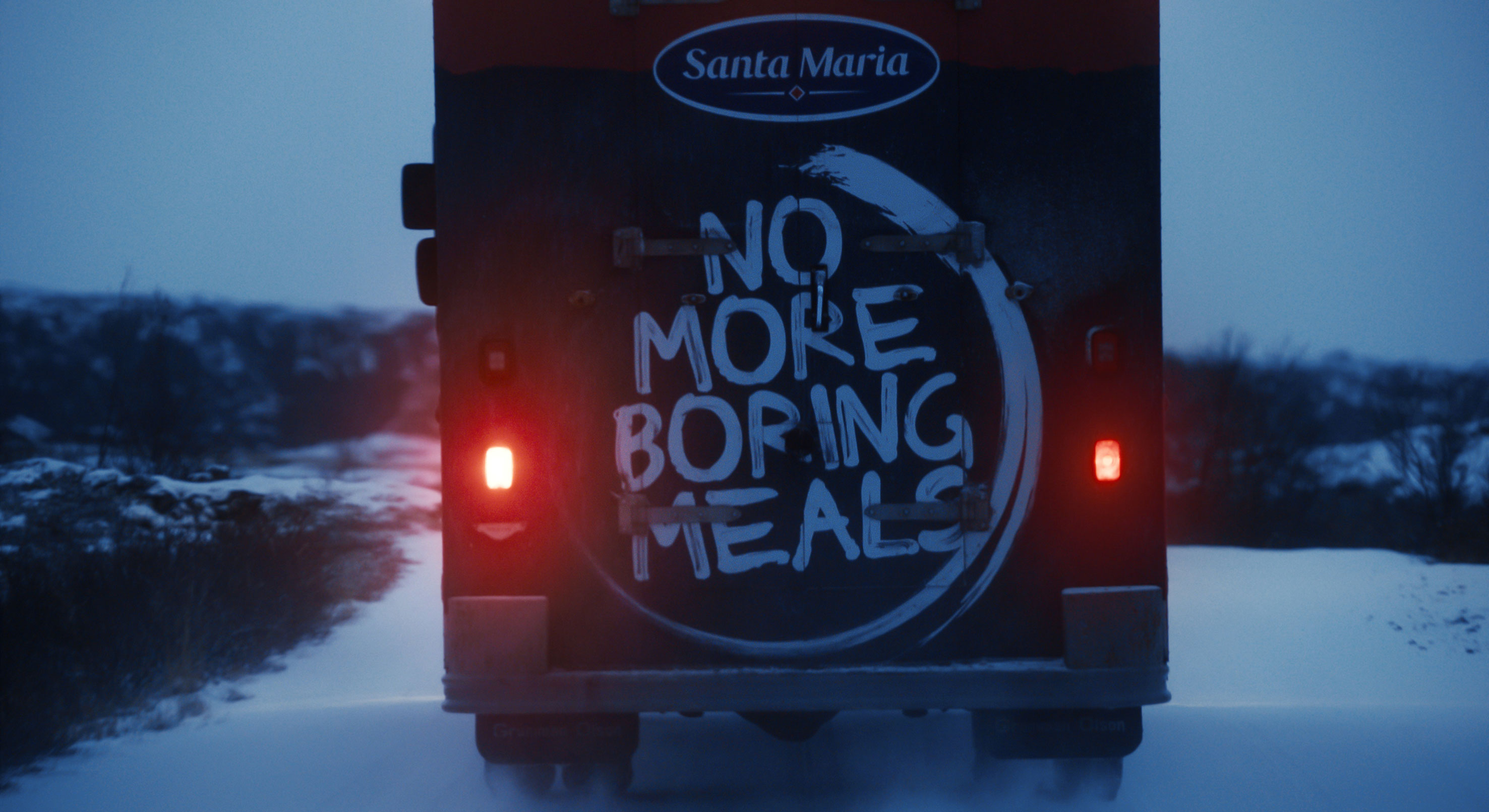 We Fight Boring Food