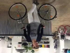 Zoe on Bikes