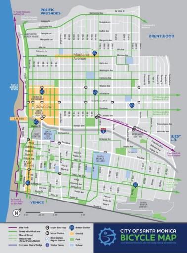 Bike-share hubs