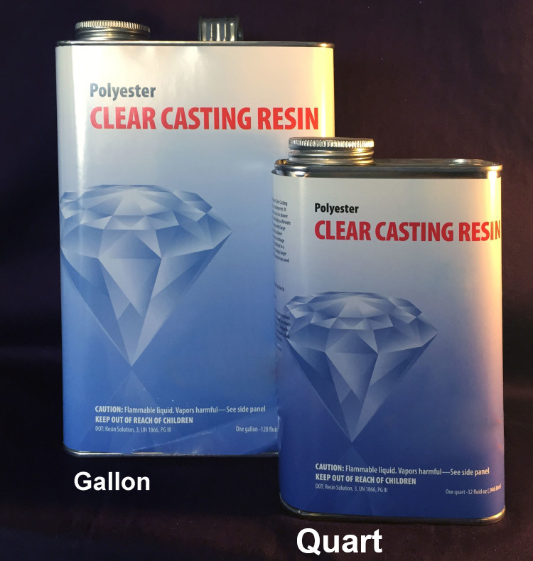 Polyester Clear Casting Resin