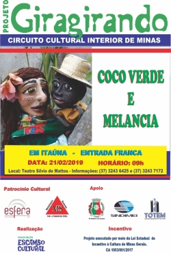 Teatro Sílvio de Mattos recebe espetáculo infantil com entrada franca