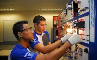Inscrições abertas para cursos gratuitos de aprendizagem industrial