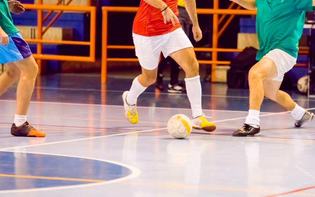 Equipes e atletas podem se inscrever para o Circuito de Futsal