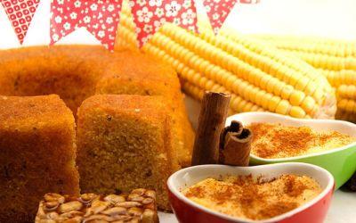Dieta X Festas juninas