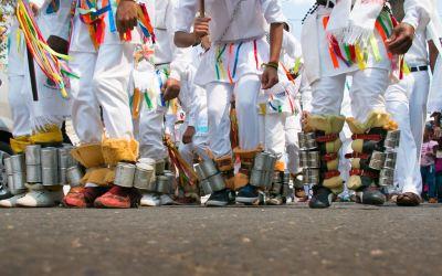 Feriado religioso em Itaúna, Reinado mantem cultura e tradições vivas