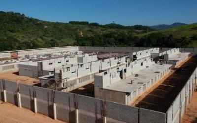 Minas ganhará sete presídios com 2.894 novas vagas