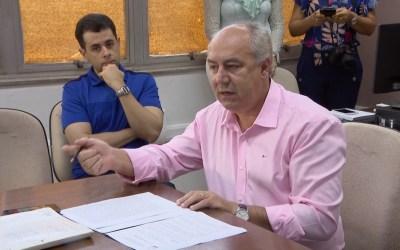 Prefeito de Pará de Minas apresenta melhora após sofrer AVC