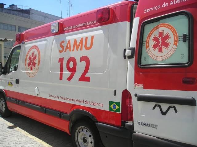 Homem é socorrido após acidente no Itaunense