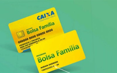 "Bolsa Família pode mudar de nome e se chamar ""Renda Brasil"""
