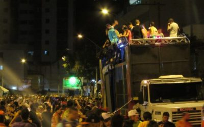 Abertas inscrições para blocos carnavalescos 2020