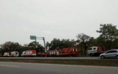 Pedestre morre ao tentar atravessar rodovia em Igaratinga