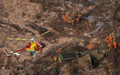 Um ano da tragédia de Brumadinho: 11 continuam desaparecidos