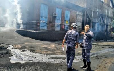 Morre segunda vítima da explosão em siderúrgica
