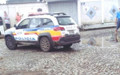 Homem é vítima de tentativa de homicídio em Itaúna