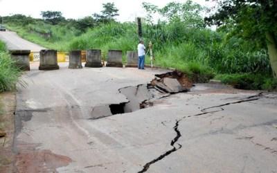 Chuva volta a causar estragos em Pará de Minas