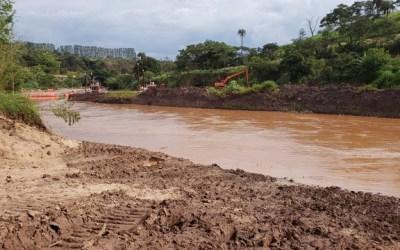 Níquel e arsênio são detectados na água do Rio Paraopeba em Pará de Minas