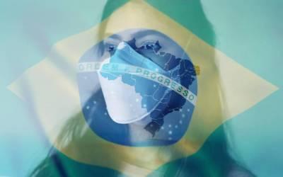 Brasil tem 3º maior número de mortes; total passa de 97 mil