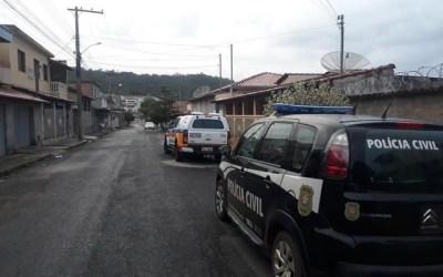 🎧 Quatro são detidos por envolvimento com homicídio no Alto do Rosário