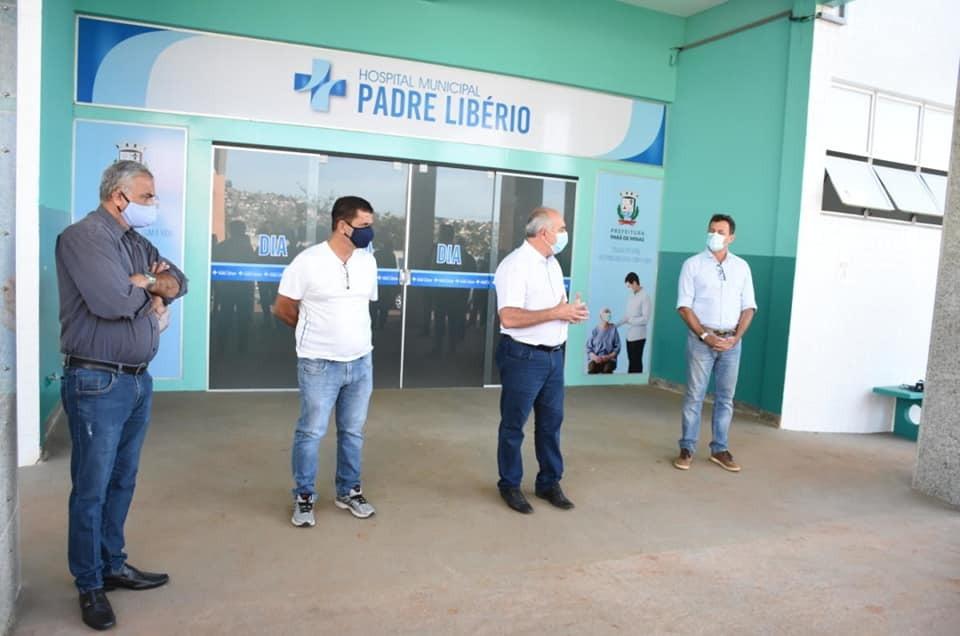 Novo hospital de Pará de Minas abre as portas