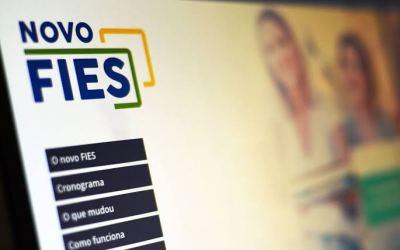 MEC adia pagamentos de parcelas do Fies