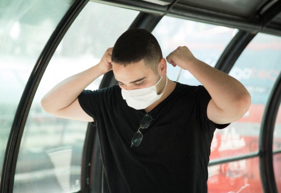 Lei obriga uso de máscara nas ruas de Carmo do Cajuru