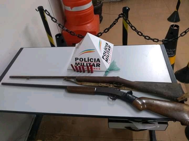 Homem é detido em Itatiaiuçu  por porte ilegal de arma