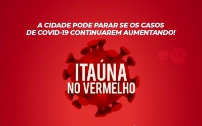 Comércio em Itaúna corre risco de fechar, alertam entidades e prefeitura