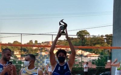 Itaunense conquista campeonato de peteca