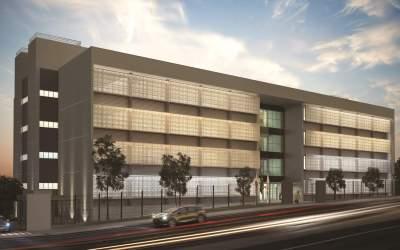 Obra da nova sede do Fórum é retomada