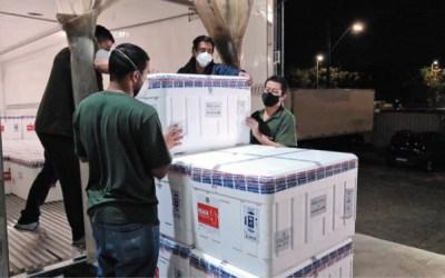 Minas precisa de 33 mil imunizantes para concluir 2ª dose