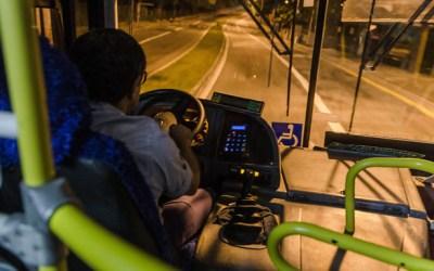 """Gerência de Trânsito de Itaúna testa linha de ônibus """"corujão"""""""