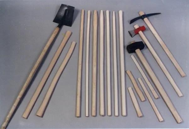 manici per attrezzature edili