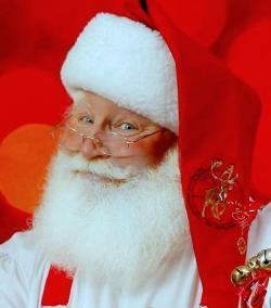 Santa Portrait Small