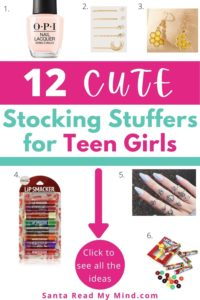 stocking stuffers for teenage girls