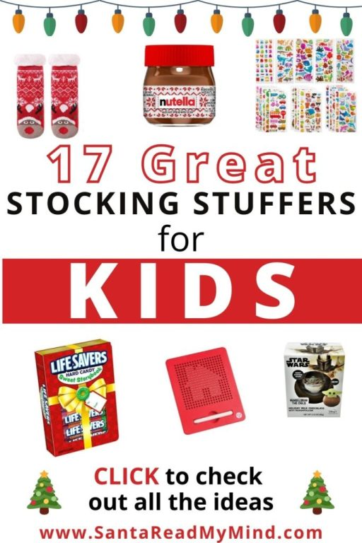 17 Great Stocking Stuffers for Kids 2020