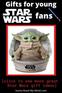 Gifts for young star wars fans