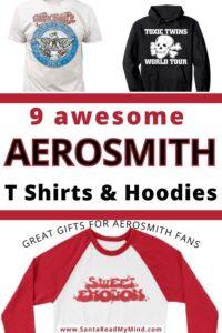 aerosmith t shirt ideas