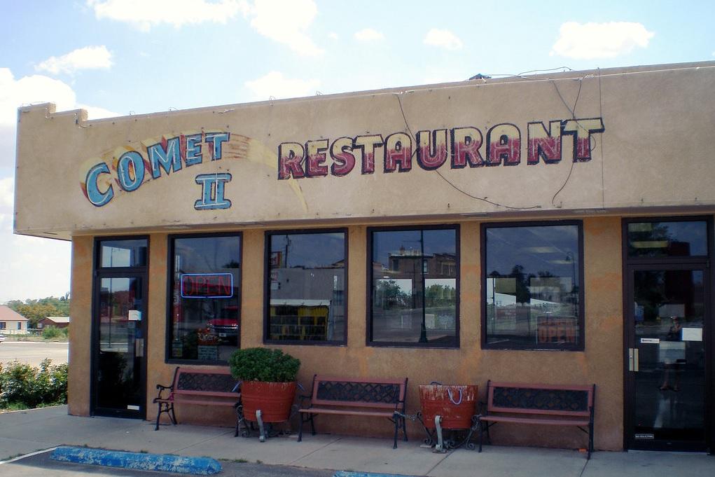Comet II Drive In & Restaurant